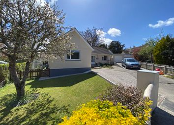 Thumbnail 3 bed detached bungalow for sale in Fairfield Close, Lelant, St. Ives