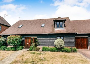 Thumbnail 4 bed link-detached house for sale in Byfleet, Surrey