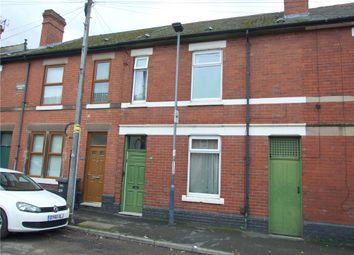 Thumbnail 4 bed terraced house for sale in Stanley Street, Derby