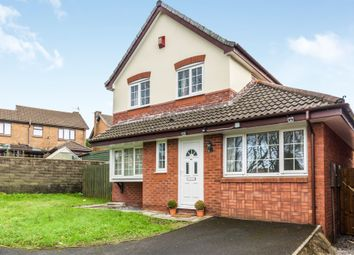 Thumbnail 3 bed detached house for sale in Heol Pentre Bach, Gorseinon, Swansea