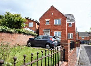 Thumbnail 4 bed detached house for sale in Pembury Avenue, Coventry
