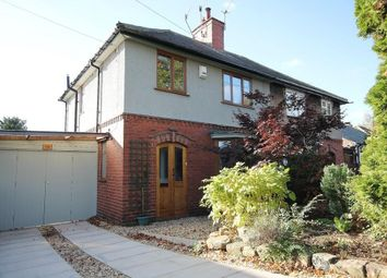Thumbnail 3 bed semi-detached house for sale in Langer Lane, Chesterfield