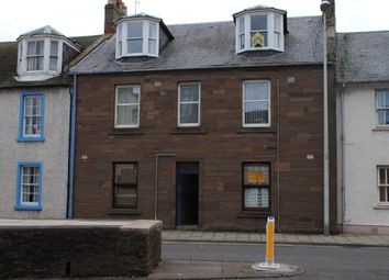 Thumbnail 1 bed flat to rent in Marketgate, Arbroath, Angus