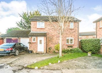Thumbnail 3 bed detached house for sale in Northam Close, Lower Earley, Reading