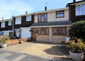 Thumbnail 3 bed terraced house for sale in Langdale Close, Rainham, Gillingham