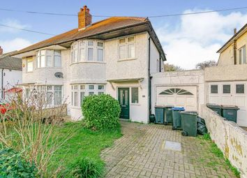 Thumbnail 3 bed semi-detached house for sale in Bennetts Way, Croydon