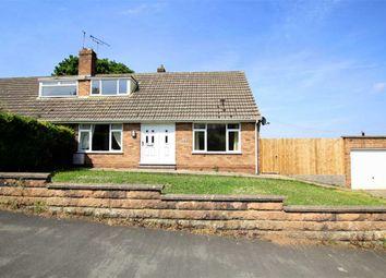 Thumbnail 3 bed semi-detached bungalow for sale in Vicarage Road, Bagillt, Flintshire