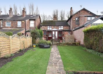 Thumbnail 3 bed semi-detached house for sale in Morley Green Road, Wilmslow