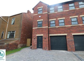 Thumbnail 4 bedroom town house for sale in Plot C Brand New Development, Former Kimberworth Hall, 266 Kimberworth Road