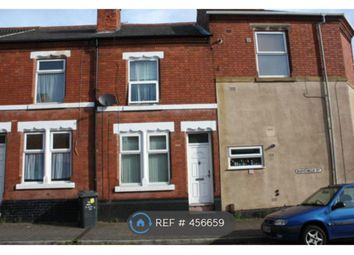 Thumbnail 2 bed end terrace house to rent in Ridding Street, Derby