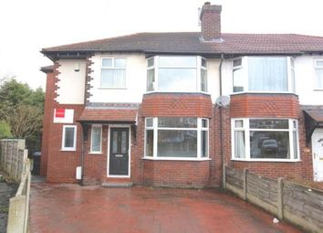 Thumbnail 4 bed semi-detached house for sale in Hollins Green Road, Marple, Stockport, Cheshire