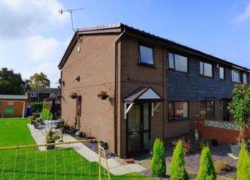 Thumbnail 2 bed end terrace house for sale in Brunel Walk, Longton, Stoke-On-Trent