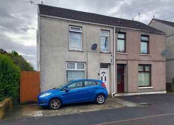 Thumbnail 2 bedroom semi-detached house for sale in Maes Road, Llangennech, Llanelli