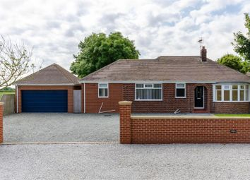 Thumbnail 3 bed detached bungalow for sale in Smook Hills Road, Hollym, Withernsea