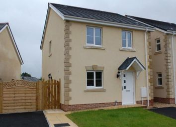 Thumbnail 3 bed property to rent in Tirydderwen, Cross Hands, Llanelli