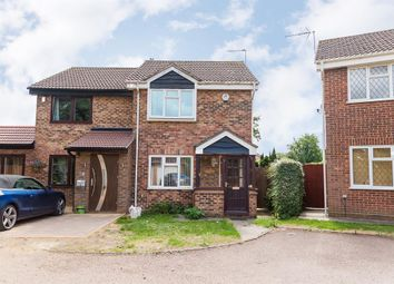 Thumbnail 2 bed semi-detached house for sale in Brentford Close, Yeading