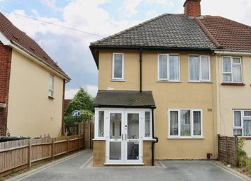 Thumbnail 3 bed semi-detached house for sale in Jubilee Crescent, Gravesend
