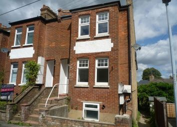 Thumbnail 2 bed flat to rent in Buckhurst Avenue, Sevenoaks