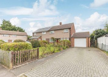 Thumbnail 3 bed semi-detached house for sale in Dashwood Close, Langley, Berkshire