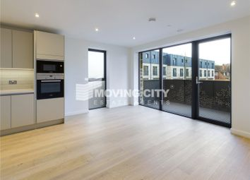 Thumbnail 1 bed flat for sale in Beatrice Place, Wandsworth, London, UK