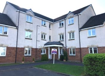 Thumbnail 2 bed flat for sale in Old Tower Road, Cumbernauld