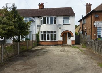 Thumbnail 3 bed semi-detached house for sale in High Street, Kempston, Bedford