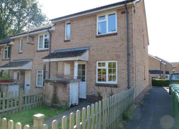 Thumbnail 1 bedroom maisonette to rent in Duddon Close, West End, Southampton