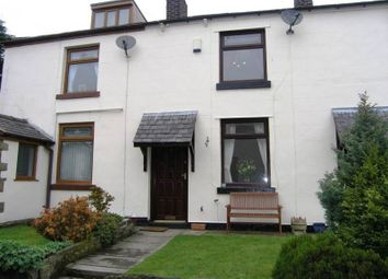 Thumbnail 2 bed terraced house to rent in Greenhalgh Moss Lane, Bury