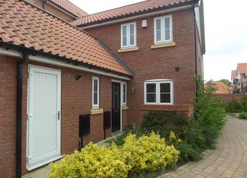 Thumbnail 2 bed semi-detached house to rent in The Quays, Burton Waters