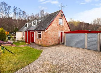 Thumbnail 3 bed property for sale in Dalcroy Crescent, Tummel Bridge, Pitlochry