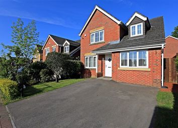 Thumbnail 3 bedroom detached house for sale in Barnard Way, Church Village, Pontypridd