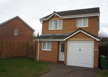 Thumbnail 3 bed detached house to rent in Belton Road, Stanground, Peterborough