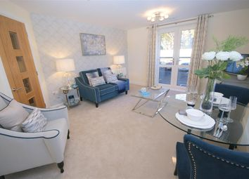 Thumbnail 1 bed flat for sale in Hepworth Court, Parsonage Lane, Brighouse