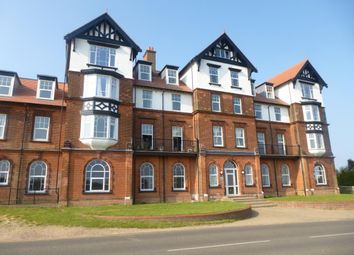 Thumbnail 2 bedroom flat to rent in Cromer Road, Mundesley, Norwich
