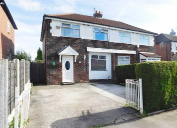 Thumbnail 3 bedroom semi-detached house for sale in The Broadway, Bredbury, Stockport