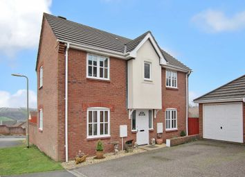 Thumbnail 3 bed detached house for sale in Bevil Close, Bideford