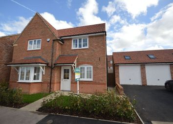 Thumbnail 4 bedroom detached house for sale in Windlass Drive, South Wigston, Leicester