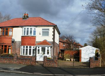 Thumbnail 3 bedroom semi-detached house for sale in Two Trees Lane, Denton, Manchester