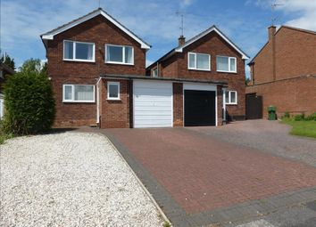 Thumbnail 3 bed link-detached house for sale in The Greenway, Hagley, Stourbridge