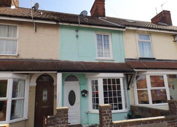 Thumbnail 3 bed terraced house for sale in Cromer, Norfolk