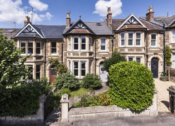 4 bed terraced house for sale in Longfellow Avenue, Bath BA2