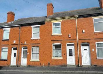 Thumbnail 3 bed terraced house for sale in Vicar Street, Wednesbury, West Midlands