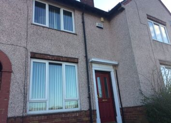 Thumbnail 2 bed terraced house to rent in Adlington Road, Sheffield
