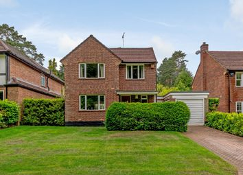 Thumbnail 3 bed detached house for sale in Roundhill Way, Cobham