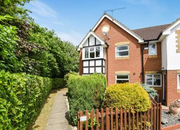 Thumbnail 1 bed terraced house to rent in Francis Gardens, Warfield