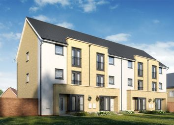 """Thumbnail 4 bed end terrace house for sale in """"Hythe"""" at Marsh Lane, Harlow"""