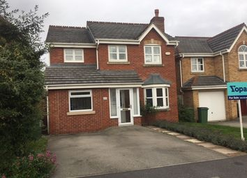 Thumbnail 3 bed detached house for sale in Cairns Close, Braunstone, Leicester