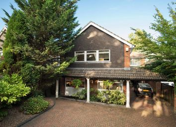 Thumbnail 4 bed detached house for sale in Hendon Wood Lane, London