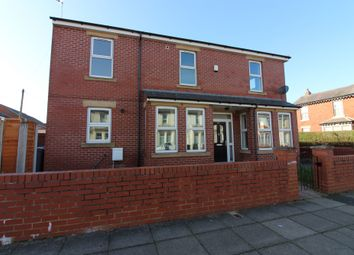 Thumbnail 2 bed end terrace house for sale in Gorton Street, Blackpool