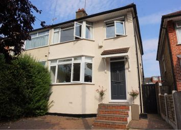 Thumbnail 4 bed end terrace house for sale in Highfield Road, Woodford Green